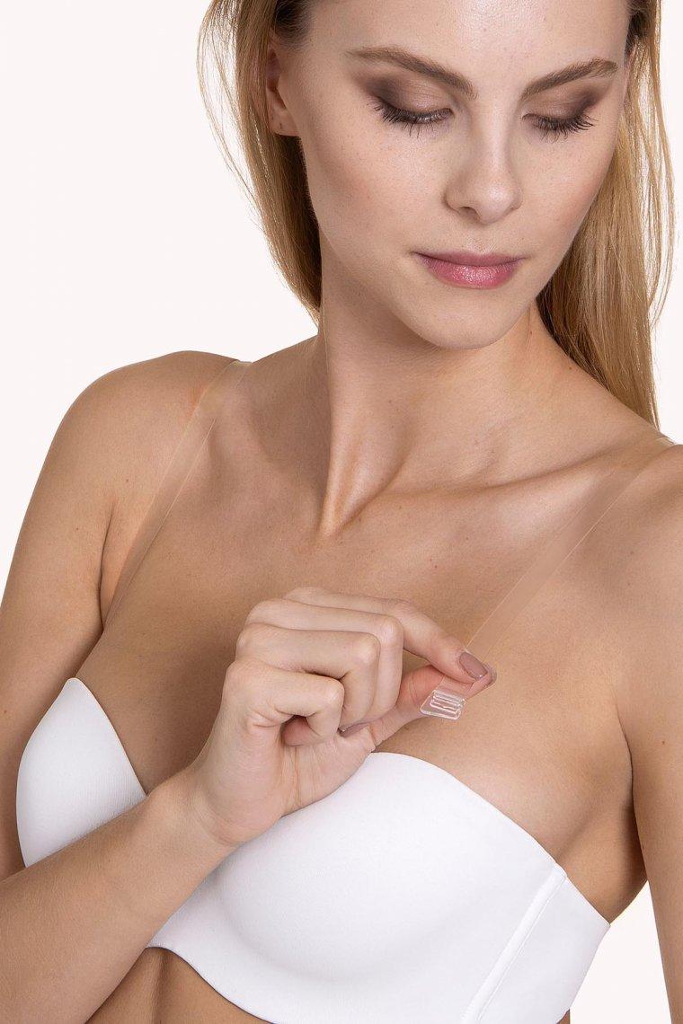 Lisca Силиконови презрамки Violeta 18 mm Лиска Fashion от www.liscashop.bg