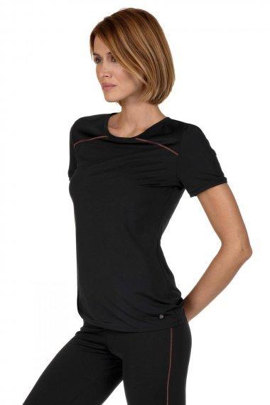 Дамскa спортна блуза с къс ръкав Lisca Cheek Energy AW 2019