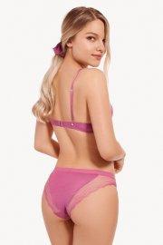 Ежедневни бикини в черно и розово Lisca Cheek Fantastic AW2021 Лиска Lisca Cheek от www.liscashop.bg