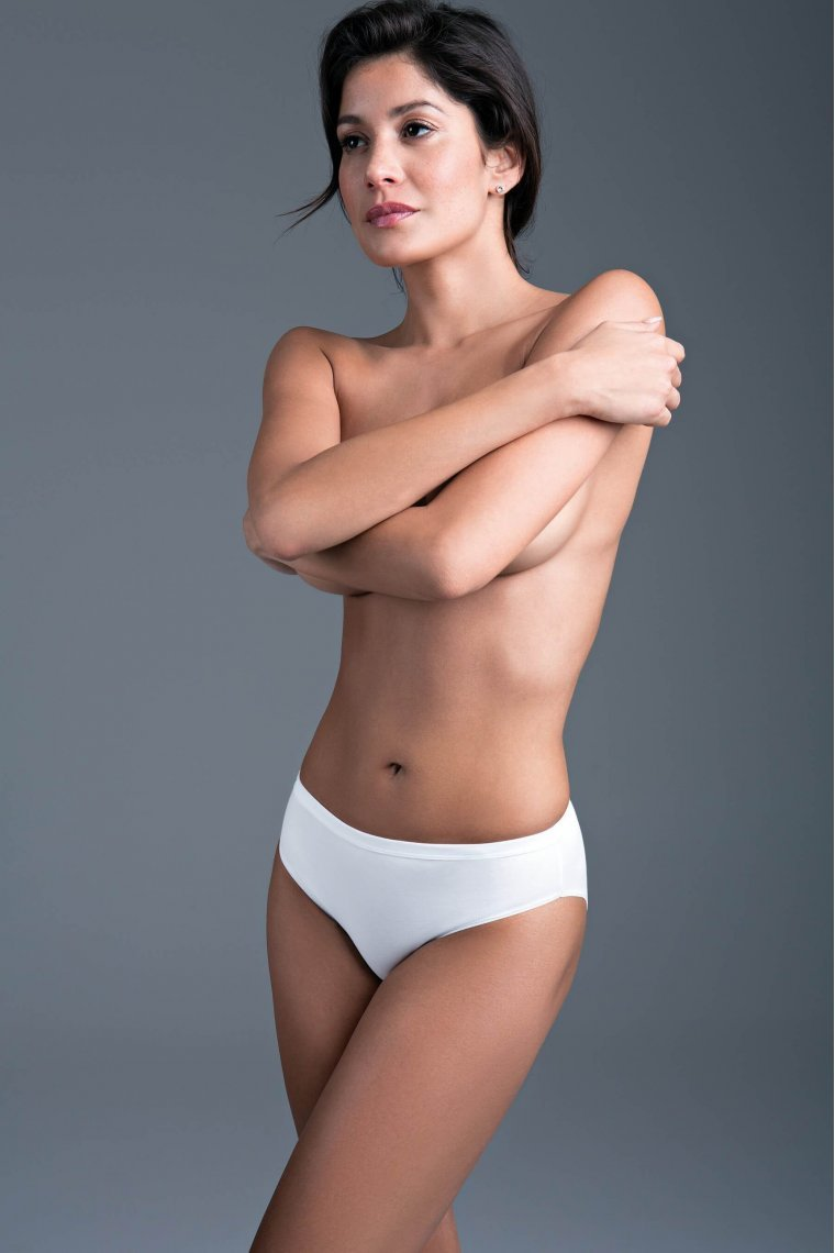 Памучна бикини Aura от Lisca Лиска Natural от www.liscashop.bg