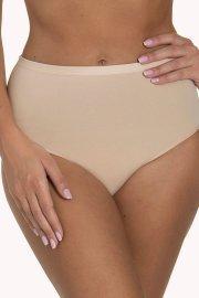 Памучна дълбока бикини Aura от Lisca Лиска Natural от www.liscashop.bg