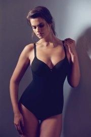 Боди за оформяне на тялото и сутиен с куха оформена чашка Body liner Lisca Bella Лиска Basic от www.liscashop.bg