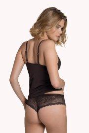 Съблазнителни бикини бразилиани Lisca Evelyn AW2020 кафяви Лиска Fashion от www.liscashop.bg