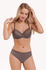 Ежедневни бикини Lisca Alegra AW2021 цвят Кафяво Лиска Fashion от www.liscashop.bg