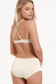 Оформяци бикини с висока талия Lisca Fashion Gracia SS2021 P1 - Слонова кост Лиска Fashion от www.liscashop.bg