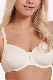 Функционален сутиен с мека чашка и банели F, G чашки  Lisca Fashion Gracia SS2021 P1 - Слонова кост Лиска Fashion от www.liscashop.bg