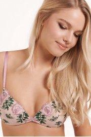 Нежен сутиен с триъгълни оформени чашки без банели Lisca Fashion Harper SS2021 Лиска Fashion от www.liscashop.bg