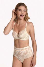 Дантелен сутиен с меки чашки и банели Lisca Fashion Harvest SS2021 Лиска Fashion от www.liscashop.bg