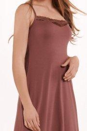 Къса дамска нощница с тънки презрамки Lisca Fashion Harvest SS2021 Лиска Fashion от www.liscashop.bg