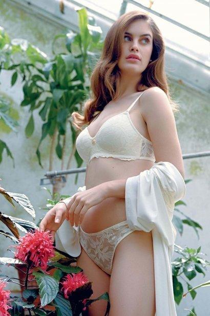 Модерни бикини с висока талия и визия за по-дълги крака Lisca Fashion Harvest SS2021