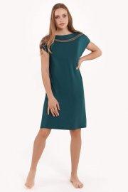 Къса дамска нощница Lisca Fashion Helen SS2021 Лиска Fashion от www.liscashop.bg