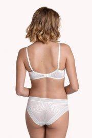 Модерни бикини в бяло или зелено Lisca Fashion Helen SS2021 Лиска Fashion от www.liscashop.bg