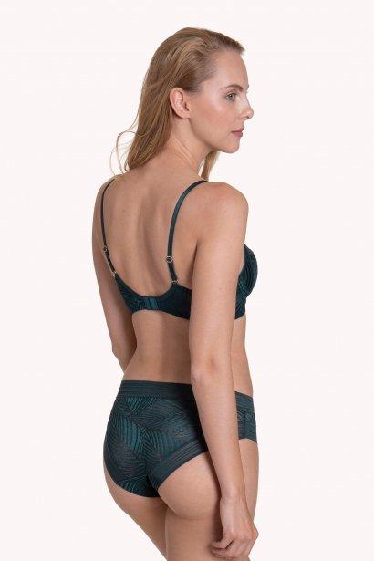 Модерни бикини в бяло или зелено Lisca Fashion Helen SS2021