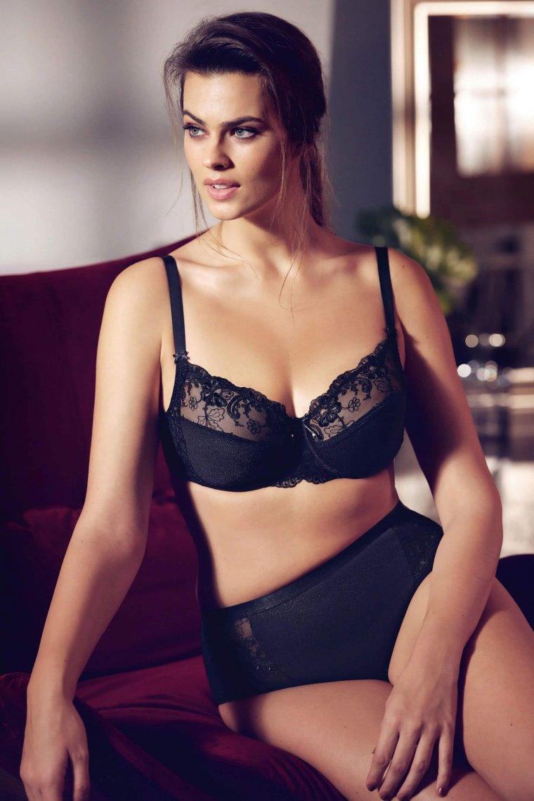 Сутиен с мека чашка и банел Lisca Caroline SR Лиска Fashion от www.liscashop.bg