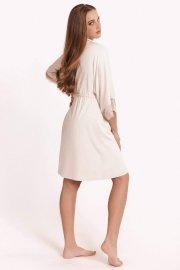 Елегантен домашен халат с 3/4 ръкави Lisca Selection Rose SS2021 Лиска Selection от www.liscashop.bg