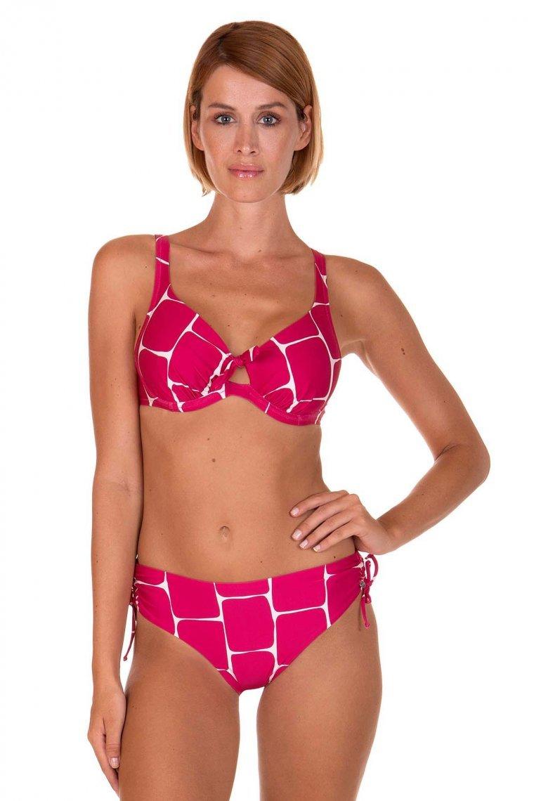 Женски бански бикини с връзки Lisca Fashion Jersey 2019 Лиска Fashion SW от www.liscashop.bg