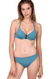 Двулицеви удобни бански бикини Lisca в синьо и кафяво Cheek Kea 2021 Лиска Lisca Cheek SW от www.liscashop.bg