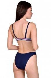 Блестящ бански горнище с повдигащ ефект и подплънки Lisca Cheek Malia 2020 Лиска Lisca Cheek SW от www.liscashop.bg