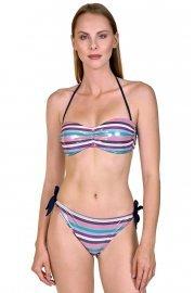 Секси бански бикини бразилиана с връзки и райета Lisca Cheek Malia 2020 Лиска Lisca Cheek SW от www.liscashop.bg