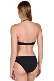 Женски бански бикини в зелено или черно Lisca Fashion Ancona 2021 Лиска Fashion SW от www.liscashop.bg