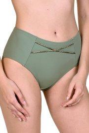 Коригиращи дълбоки бански бикини в зелено или черно Lisca Fashion Ancona 2021 Лиска Fashion SW от www.liscashop.bg