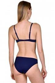 Функционален бански костюм оформени чашки с банели в син цвят Lisca Costa Rica 2020 Лиска Fashion SW от www.liscashop.bg