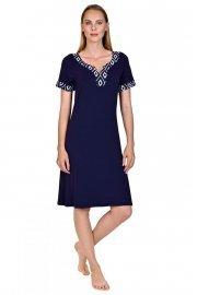 Модерна плажна рокля в син цвят Lisca Costa Rica 2020 Лиска Fashion SW от www.liscashop.bg