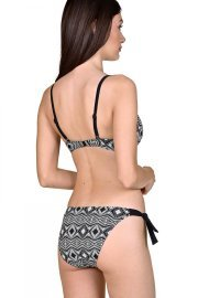Модерни бански бикини се връзват отстрани с етно мотиви Lisca Fashion Haiti 2020 Лиска Fashion SW от www.liscashop.bg