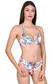 Бански бикини с висока талия на флорални мотиви Lisca Jamaica 2020 Лиска Fashion SW от www.liscashop.bg