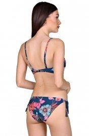 Дамски бански бикини с връзки на флорални мотиви Lisca Jamaica 2020 Лиска Fashion SW от www.liscashop.bg