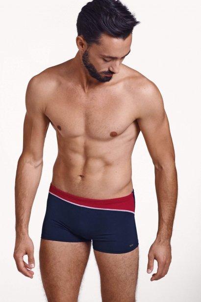Мъжки бански костюми класически боксерски шорти за плуване Lisca ADRIAN 2020