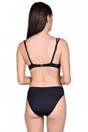 Луксозни бански дълбоки бикини в два цвята тъмносин и черен Lisca Selection Navarre Beach 2020 Лиска Selection SW от www.liscashop.bg