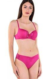 Луксозни дълбоки бански бикини в розово и черно Lisca Porto Montenegro 2021 Лиска Selection SW от www.liscashop.bg