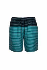 Мъжки плажни шорти, цвят зелено и тъмно синьо Lisca Men 2021 Лиска Men SW от www.liscashop.bg