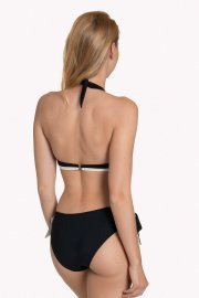 Черни бански бикини със сваляеми връзки Lisca Guaraja 2021 Лиска Selection SW от www.liscashop.bg